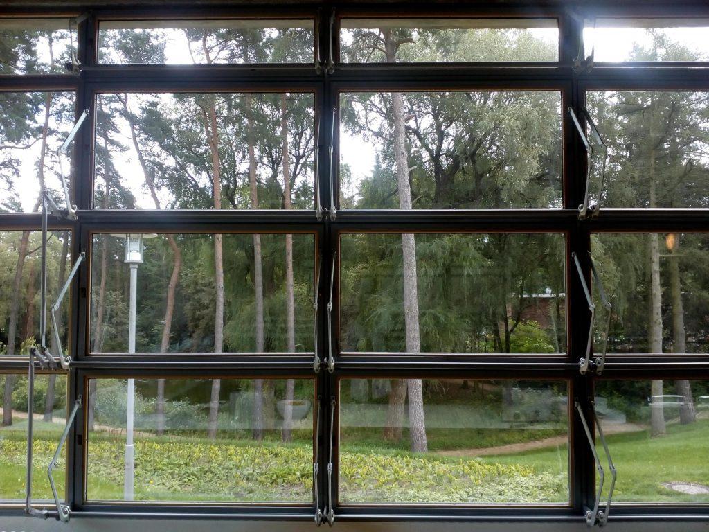ventanas de la escuela baudenkmal en bernau