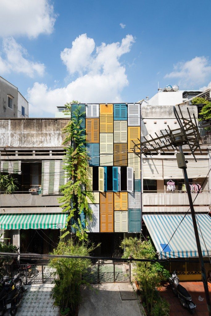 Vegan House, Ho Chi Minh - Block Architects